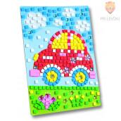 Moos gumi mozaik - Avtomobil