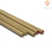Lesena palica 8 mm x 1 m, 5 kos