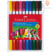 Flomastri Faber-Castell z dvojno konico 10/1
