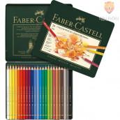 Polychromos umetniške barvice Faber-Castell 24/1