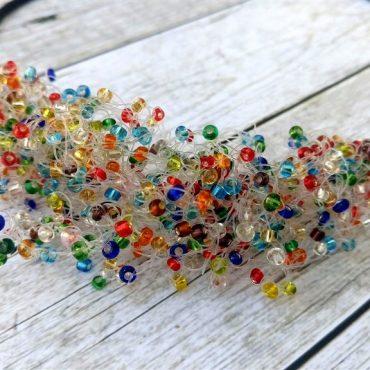 DELAVNICA: Kvačkana ogrlica iz laksa 18. 4.