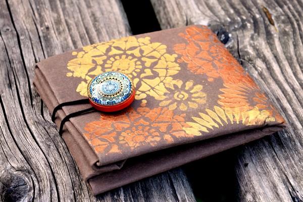 DELAVNICA: Unikatna denarnica iz pralnega papirja - TexiPapa 26.9.