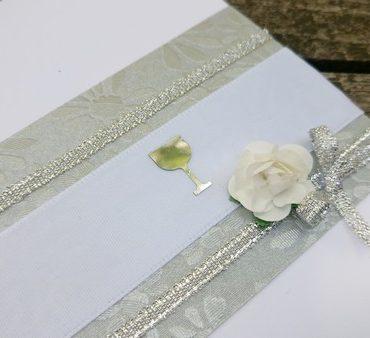 Vabilo z vrtnico in kelihom