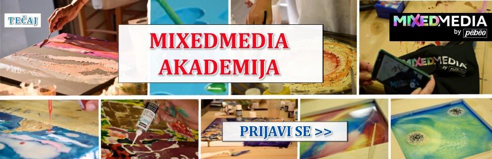 Mixedmedia tečaj
