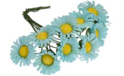 Svileno in papirno cvetje