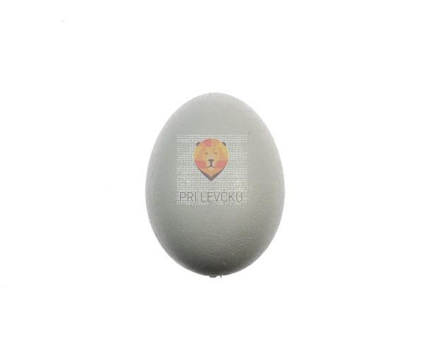 Jajce iz stiroporja 12 cm, 1 kos