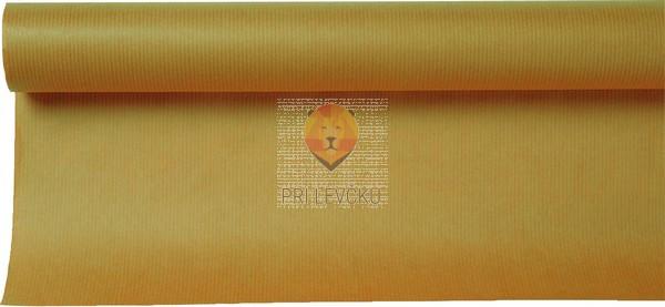 Zavijalni natron papir rjave barve 1x10 m