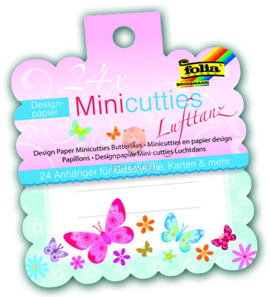 Mini Cutties Metulji 24 kos