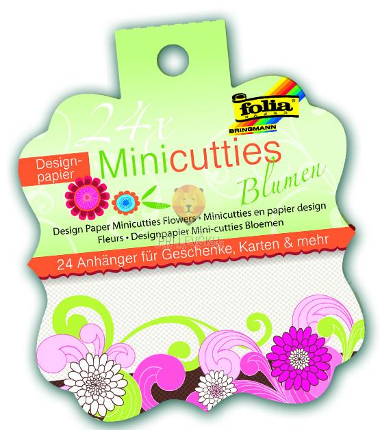 Mini Cutties Rože 24 kos