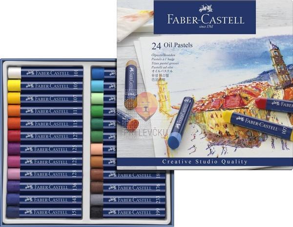 Oljni pasteli STUDIO Faber-Castell 24/1