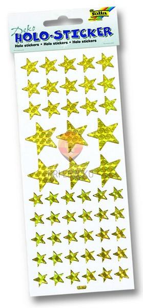 Hologramske nalepke Zvezdice 2 poli