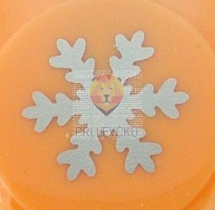 Luknjač mali 15mm Snežinka