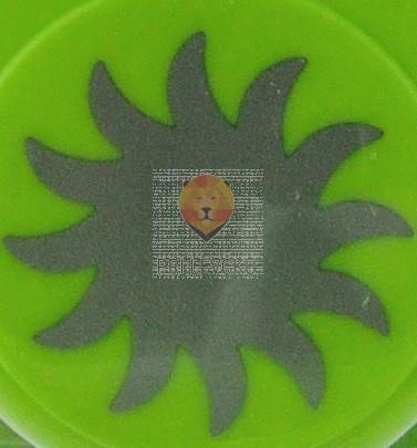 Luknjač srednji 25mm Sonce