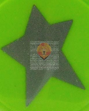 Luknjač srednji 25m Zvezda nepravilna