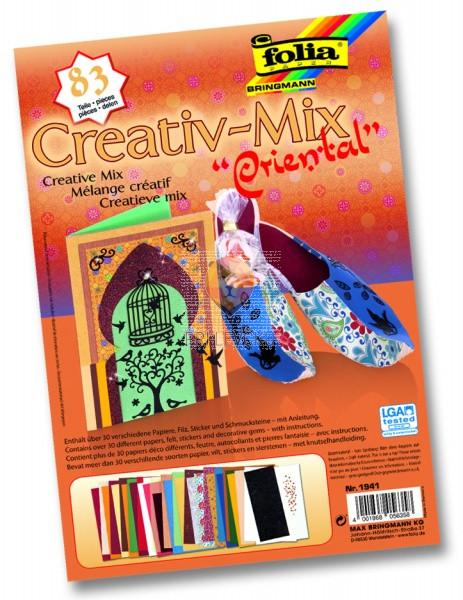 "Papirni kreativni miks ""Oriental"""
