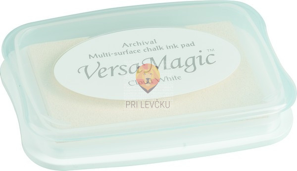 Blazinica za štampiljke VersaMagic Cloud White 10x7 cm 1 kos