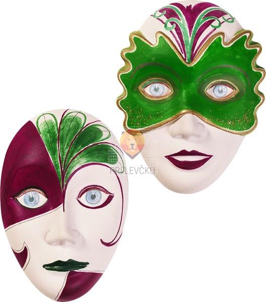 Kalup za vlivanje Maski