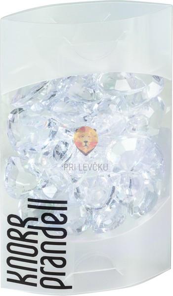 Dekorativni kristali v obliki srčkov 100ml