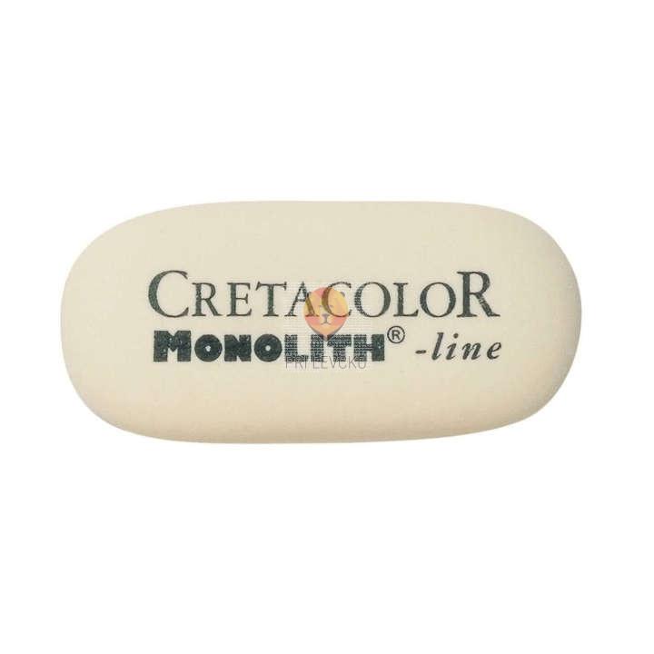 Radirka mala Cretacolor Monolith 50x25mm 1 kos