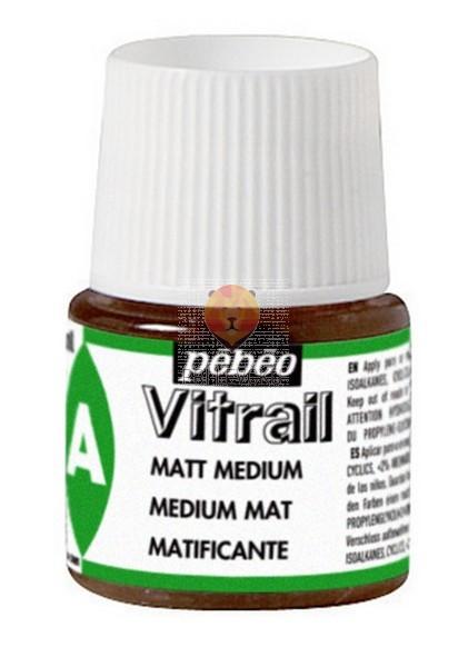 Vitrail  mat medij 45 ml