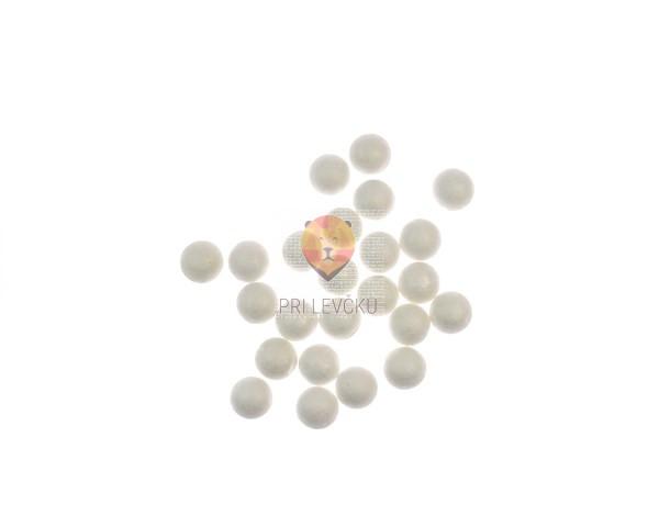 Kroglice iz stiroporja 1,5 cm 24 kosov