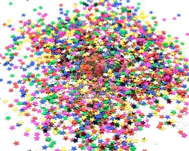 Bleščice zvezdice 10 g