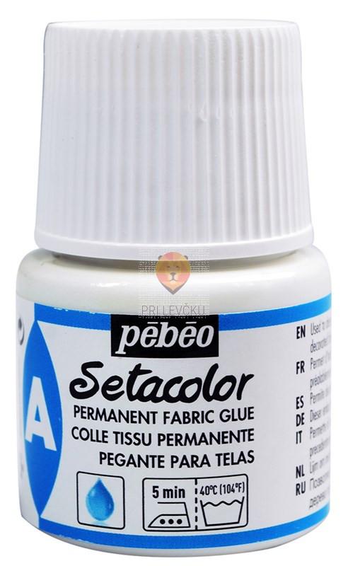 Setacolor lepilo za tkanine - 45 ml