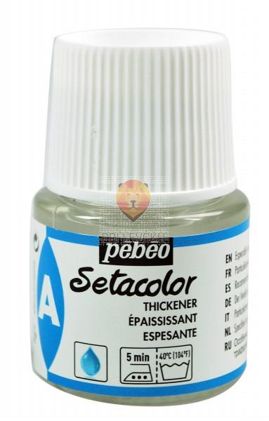 Sredstvo za zgostitev barve Setacolor 45ml