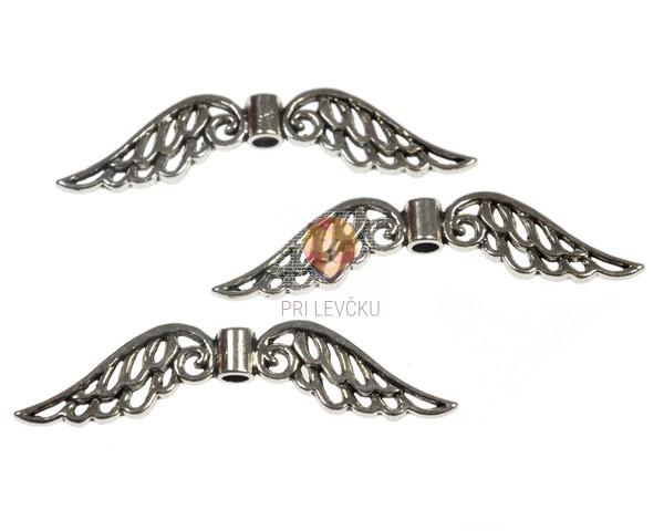 Kovinski vmesni člen, angelska krilca, 3 kos