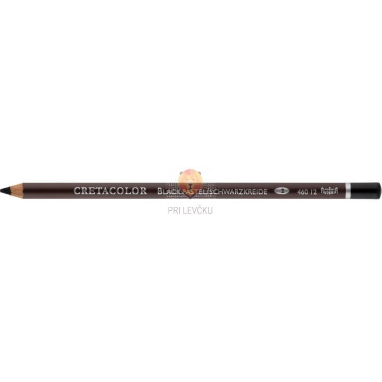 Črna kreda v svinčniku 1 kos