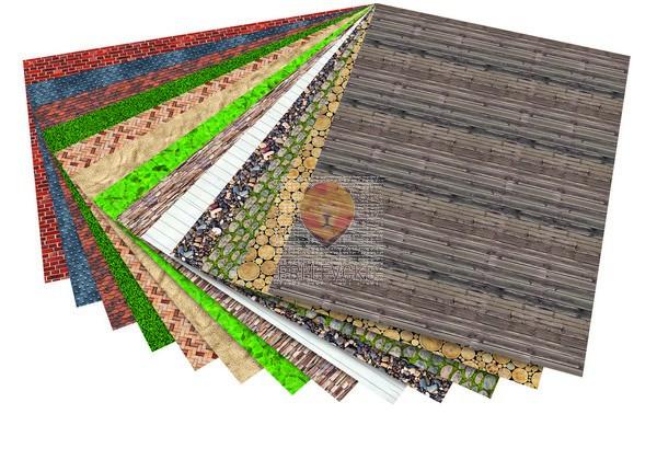 Karton z motivi Strukture 50x70 cm 1 kos