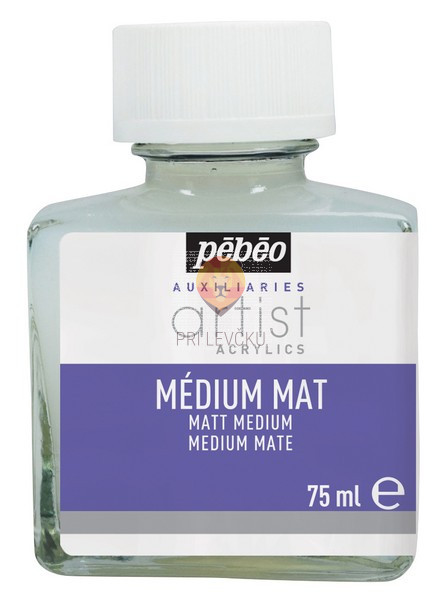 Mat dodatek Matt Medium 75 ml
