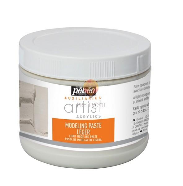Artist Acrylics Lahka modelirna pasta 500ml