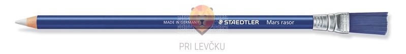 Radirka v svinčniku s čopičem Mars rasor Staedtler
