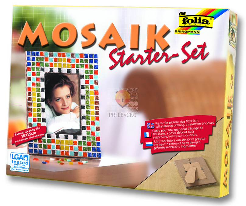 Mozaik začetni set - okvir za sliko