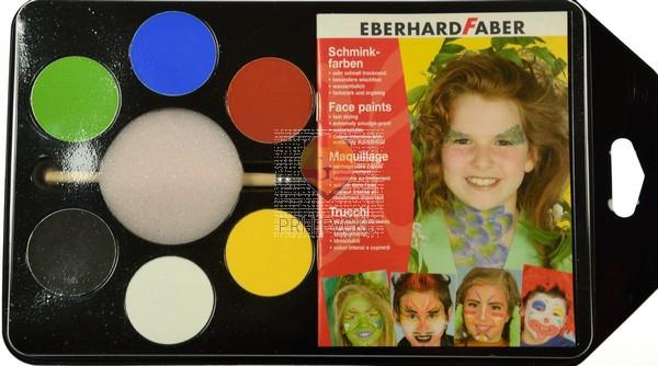 """Komplet barv za kožo """"ZABAVA"""""""