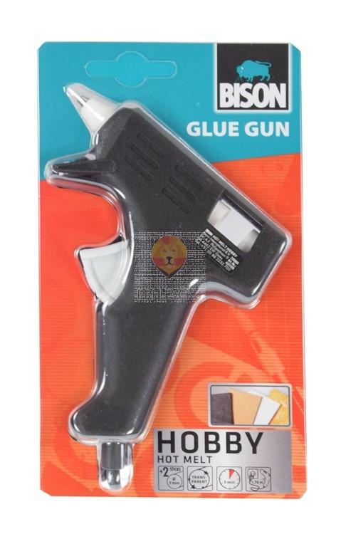 Pištola za vroče lepljenje Hobby Bison