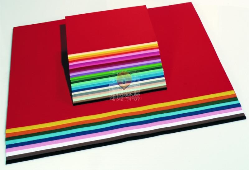 Barvni papir 130g/m2 formata A3 50 kos