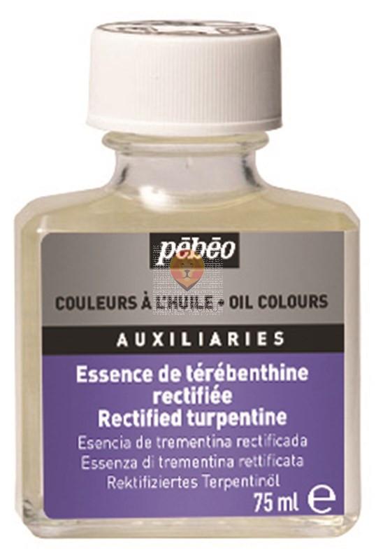 Prečiščeni terpentin za oljne barve 75ml