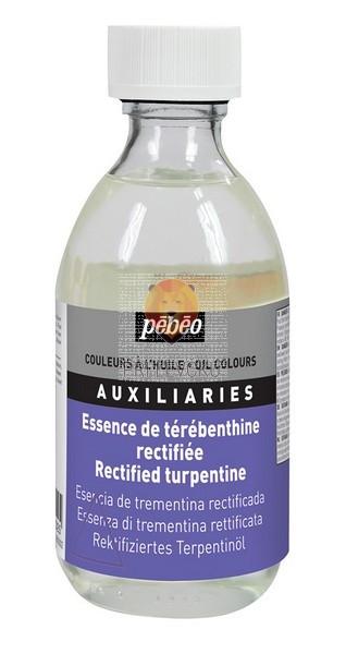 Prečiščeni terpentin za oljne barve 245ml