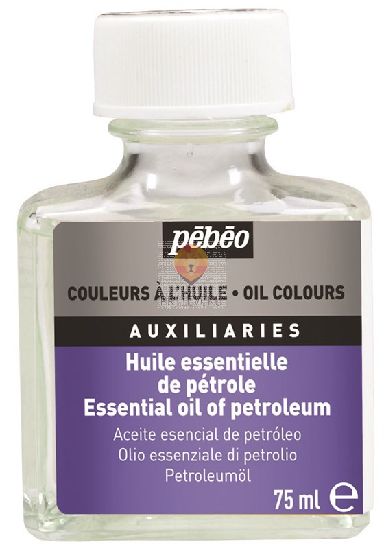Petrolejevo olje za oljne barve, 75 ml