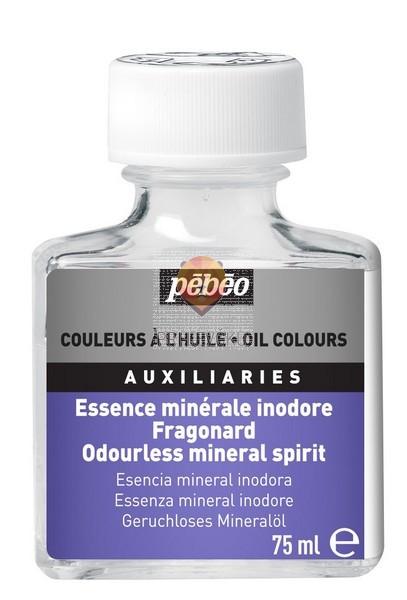 Mineralno razredčilo brez vonja za oljne barve 75ml