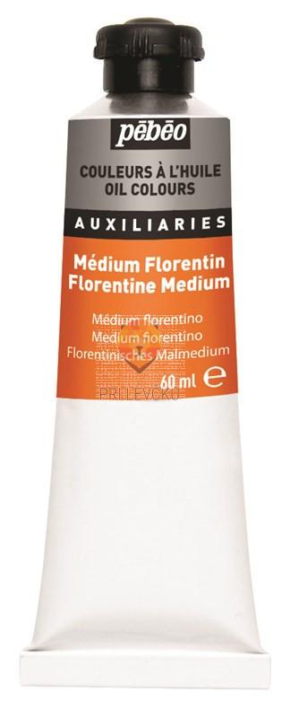 Florentinski dodatek za oljne barve, 60 ml