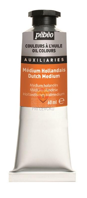Holandski dodatek za oljne barve, 60 ml