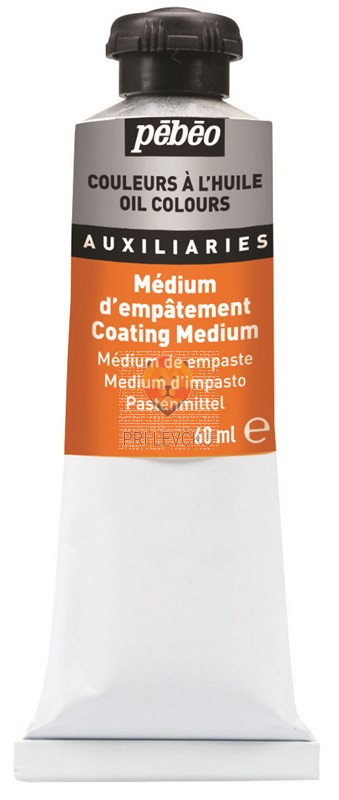 Prekrivni dodatek za oljne barve, 60 ml