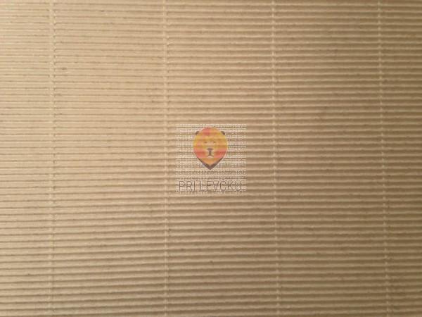 Valovita lepenka naravne barve, special, 50 x 70 cm, 1 kos