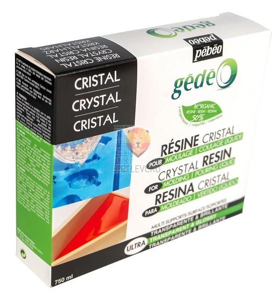 Kristalna smola na naravni osnovi 750 ml