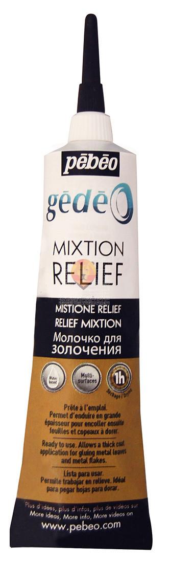 MIXTION RELIEF - lepilo v konturi, 37 ml