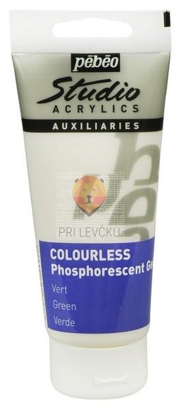 Fosforescentni gel brezbarvni 100 ml