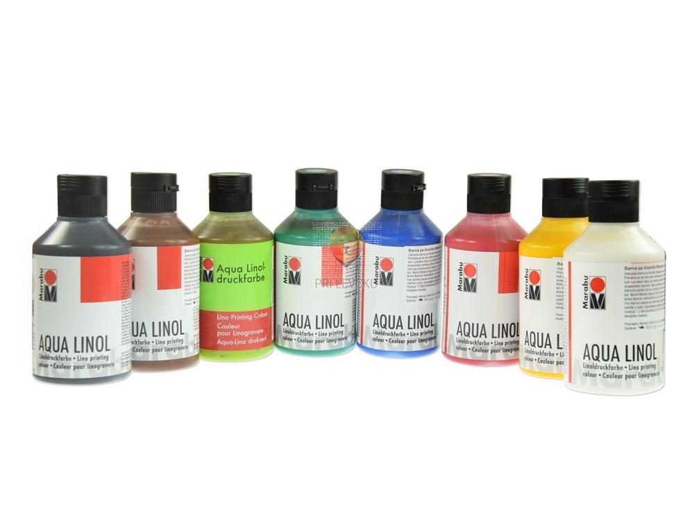Barva za linotisk 250ml